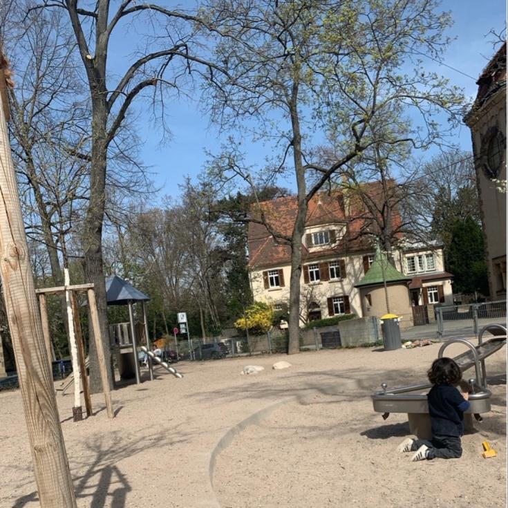 Bild 2: Spielplatz Markusplatz