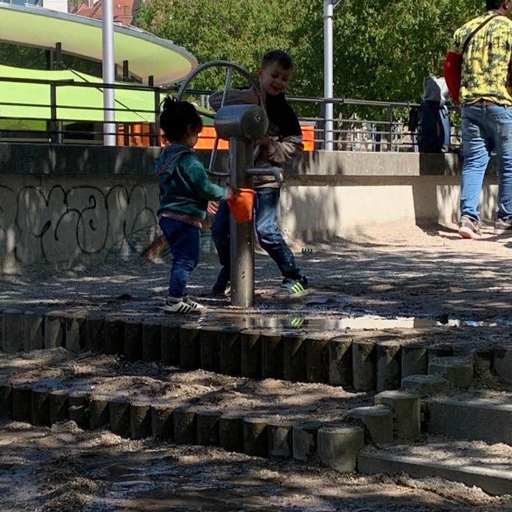 Bild 5: Spielplatz Markusplatz
