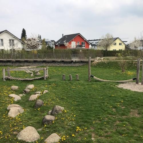 Bild 2: Spielplatz Mühlefeld