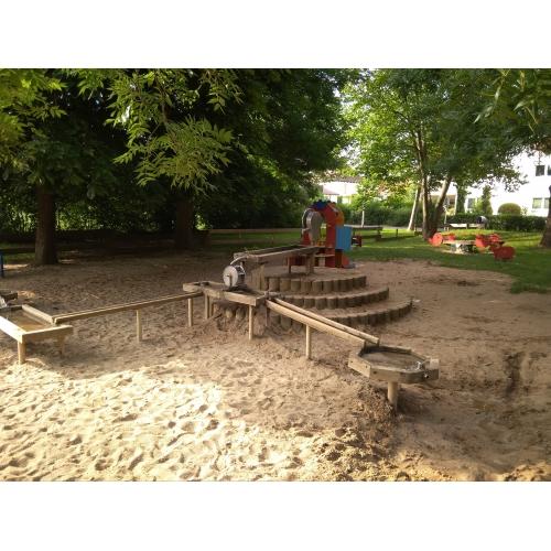 Bild 8: Spielplatz NEUSES