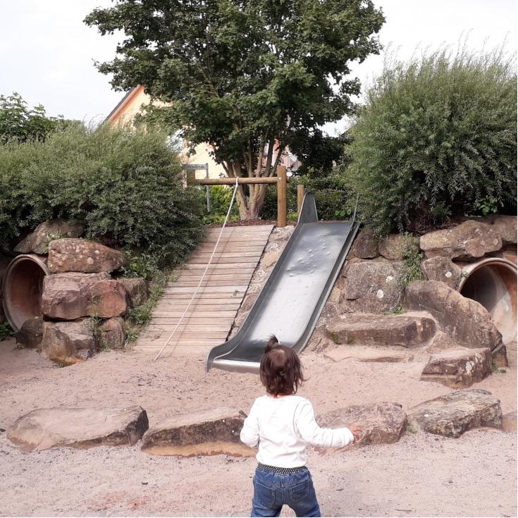 Bild 1: Spielplatz Obersülzen