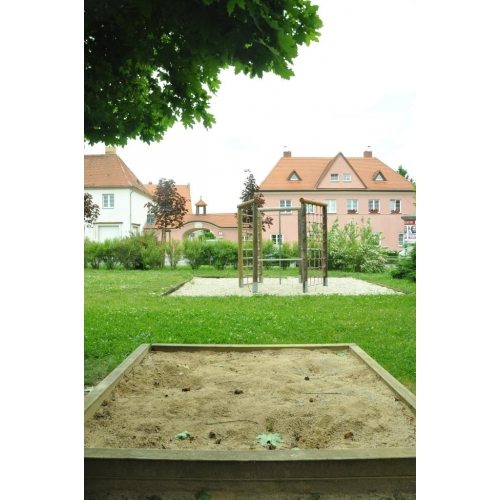 Bild 4: Spielplatz Oertelplatz