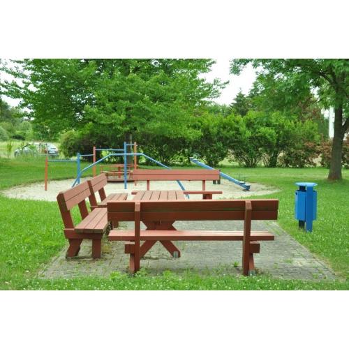 Bild 4: Spielplatz Pethau Kreisverkehr