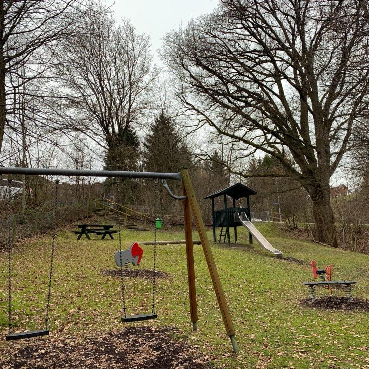 Bild 1: Spielplatz Am Burggraben
