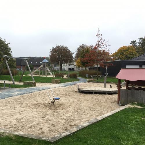 Bild 1: Spielplatz Prickenweg / Möwenstraße