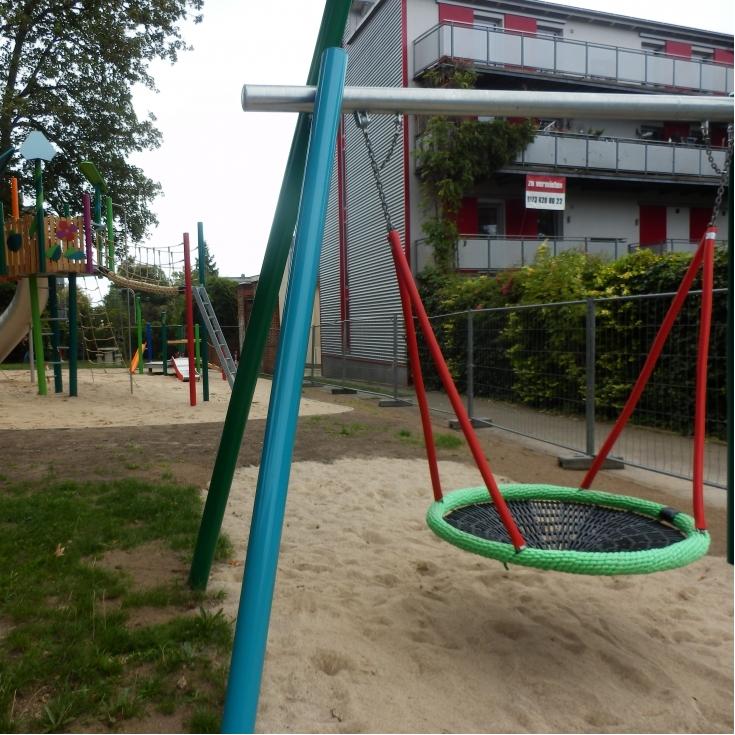 Bild 5: Spielplatz Reiferbahn