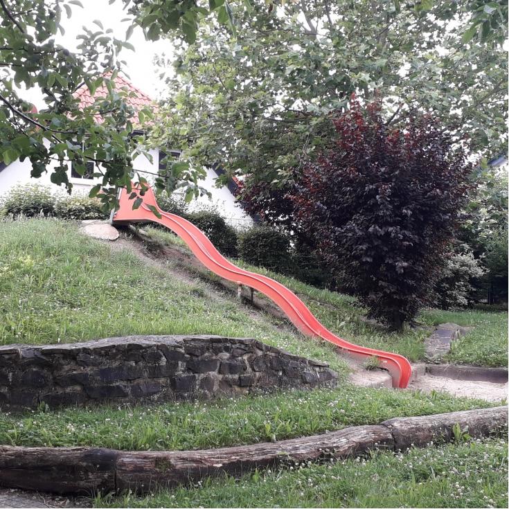 Bild 2: Spielplatz Triftweg
