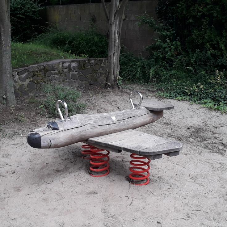 Bild 4: Spielplatz Triftweg