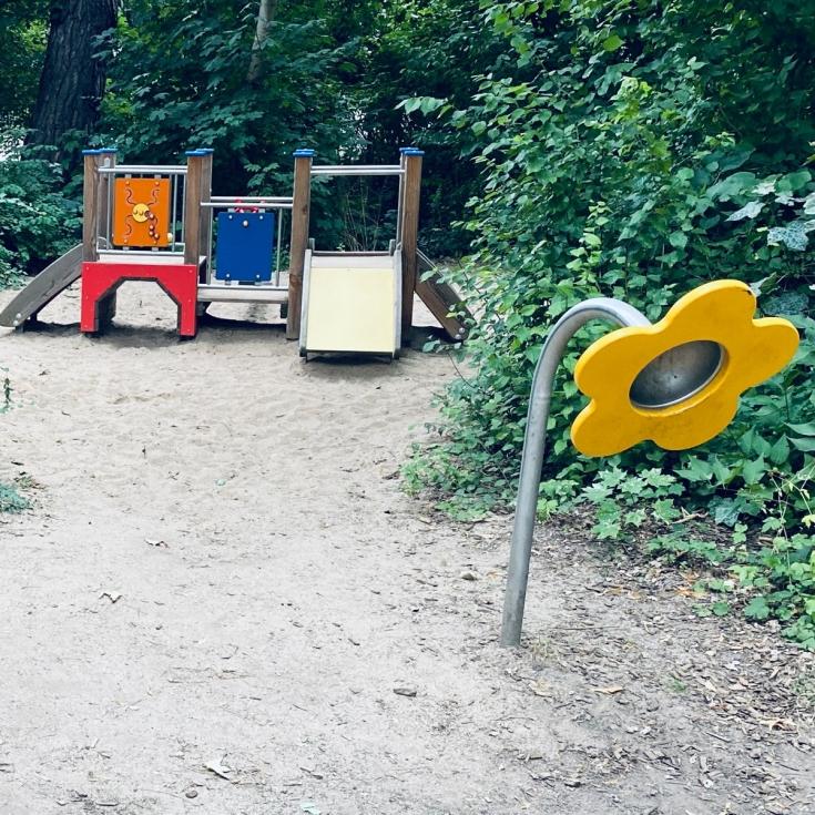 Bild 1: Spielplatz Schillerplatz