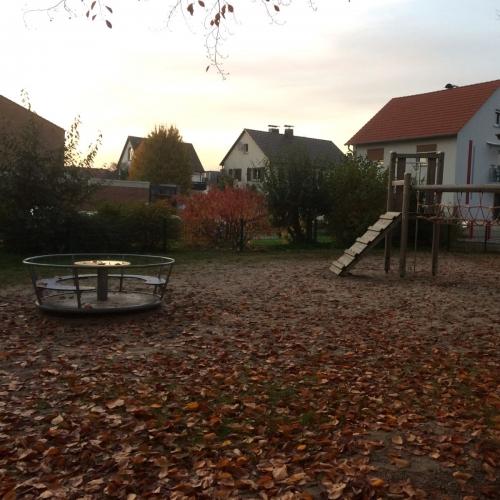 Bild 2: Spielplatz Schillerstraße