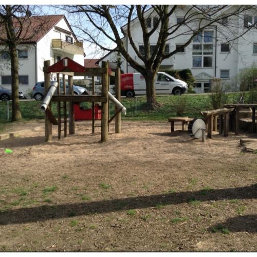 Bild 4: Spielplatz Schurrstraße Ecke Jakobstraße