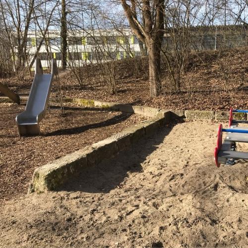 Bild 4: Spielplatz Seemillerstraße