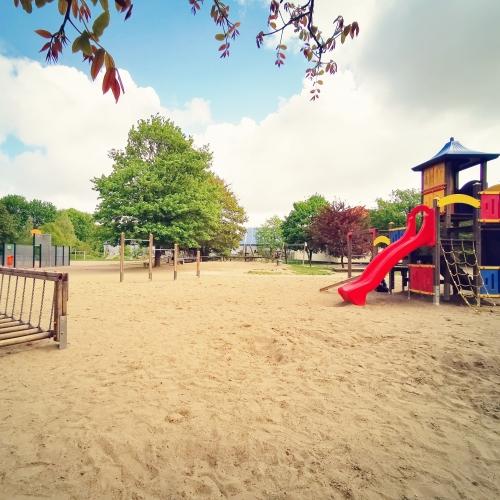 Bild 1: Spielplatz SFZ Kuphalstraße