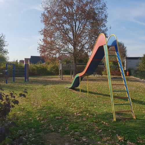 Bild 1: Spielplatz Sielfeldstraße