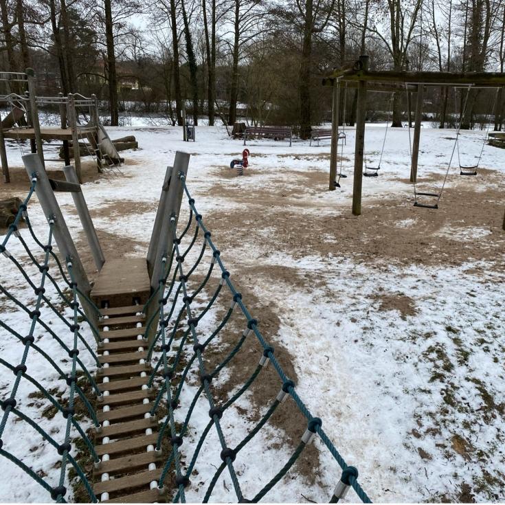 Bild 4: Spielplatz Südbäke