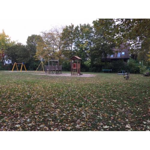 Bild 5: Spielplatz Ulmenstraße