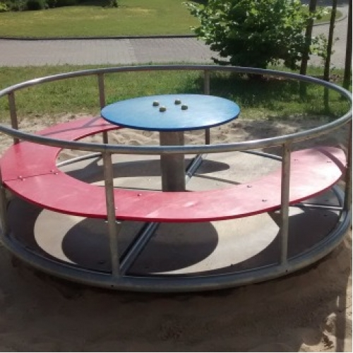 Bild 2: Spielplatz Uppn Barg