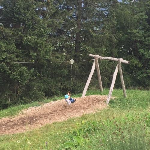 Bild 4: Spielplatz vom Moosles Forscherpfad