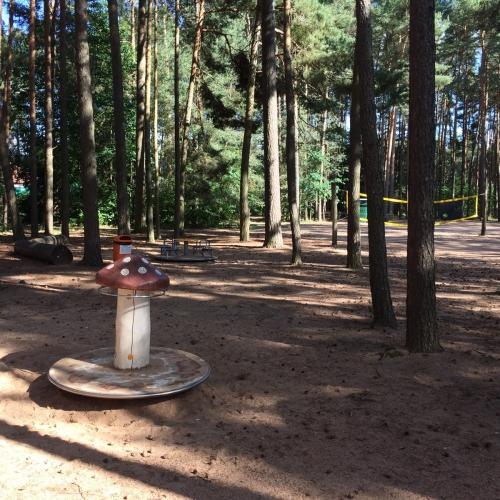 Bild 5: Spielplatz Waldcamping Brombach