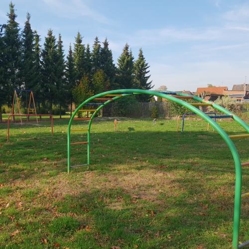 Bild 1: Spielplatz Weserstraße