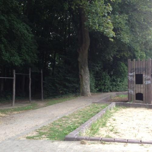 Bild 2: Spielplatz Wohnanlage Grüner Weg