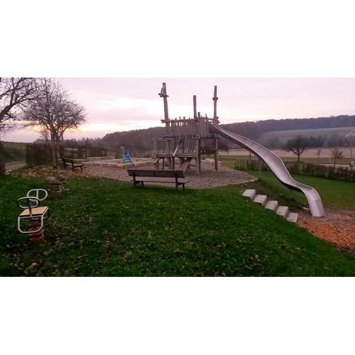 Bild 1: Spielplatz Wollbach