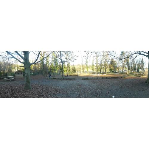 Bild 1: Spielplatz ZfP