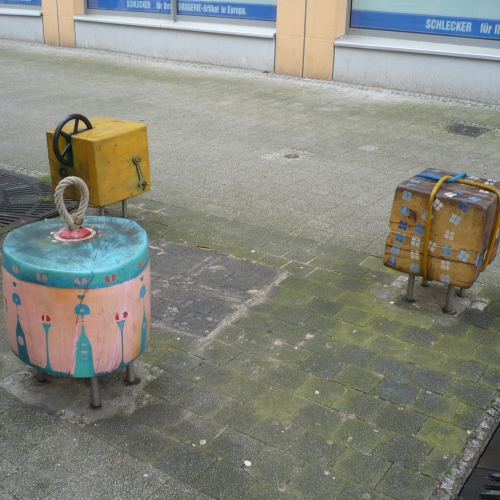 Bild 1: Spielpunkt Wackelkisten