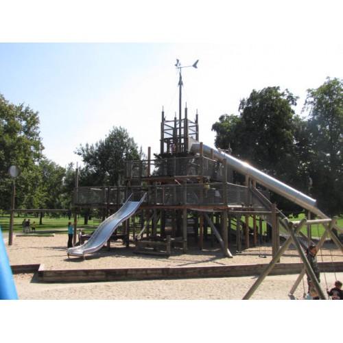 Bild 2: Spielpyramide Rosensteinpark