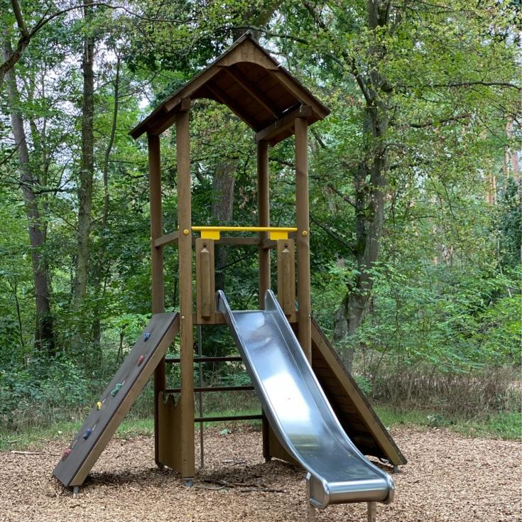 Bild 1: Spielweg