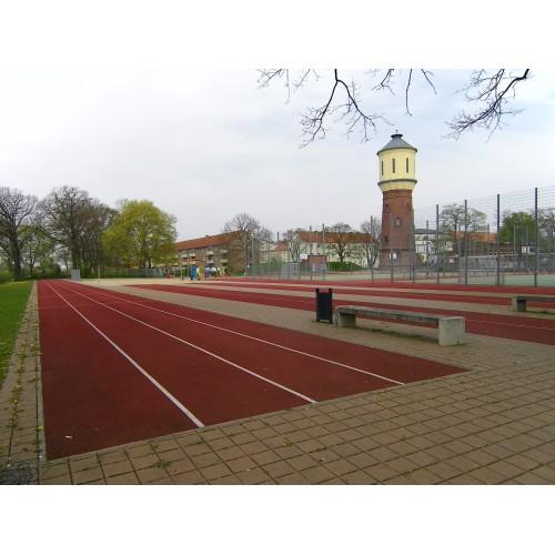 Bild 3: Sportplatz am alten Wasserturm