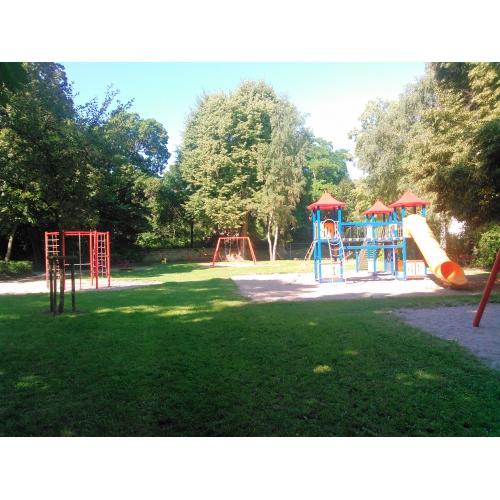 Bild 1: St.-Peter-Park