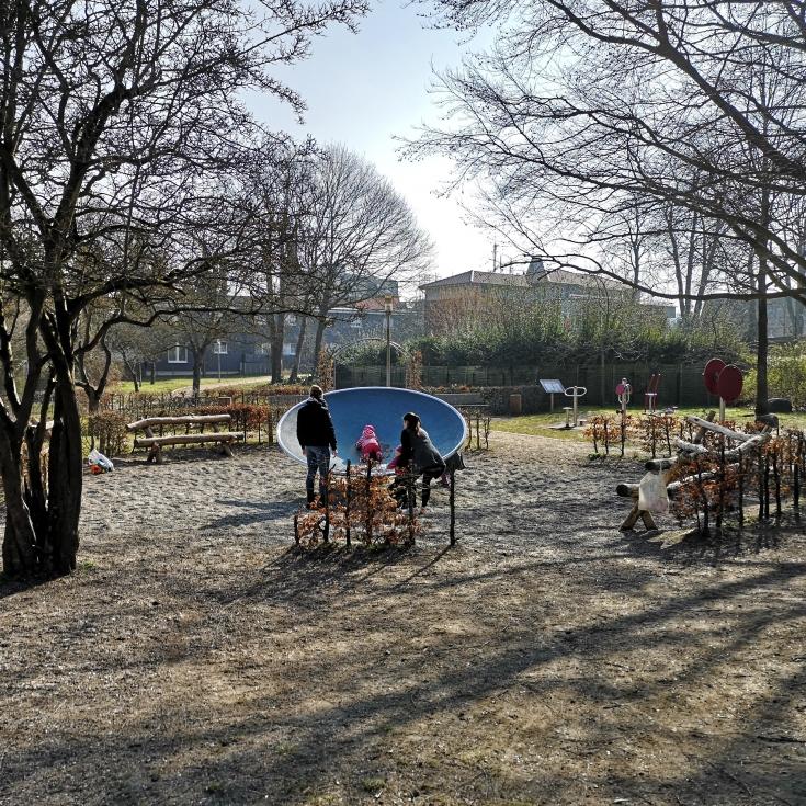 Bild 1: Stadtpark Geesthacht