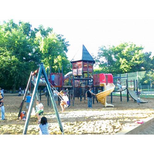 Bild 3: Stadtpark Spielplatz