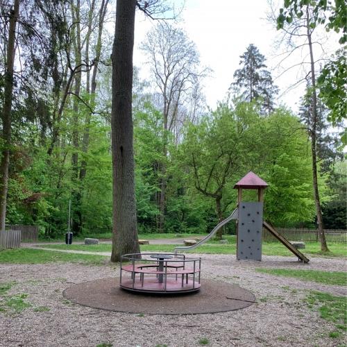 Bild 2: Stadtpark Spielplatz