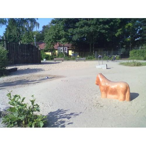 Bild 2: Stadtteilspielplatz Zweckel