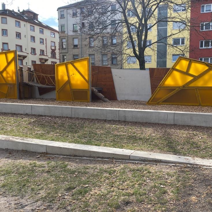 Bild 2: Hans-Glücks-Platz