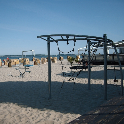 Bild 1: Strand I