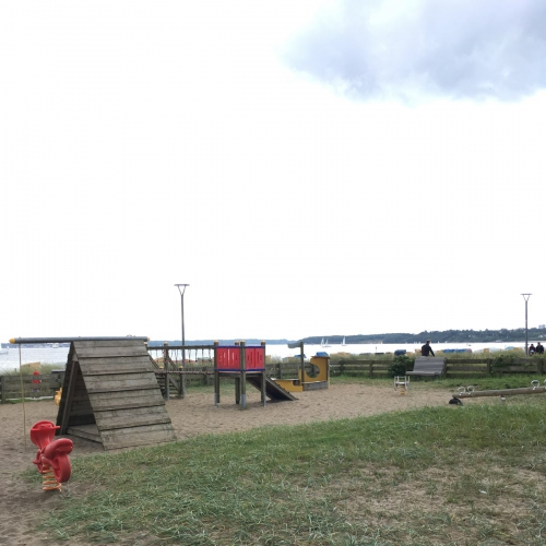 Bild 3: Strandspielplatz Strande