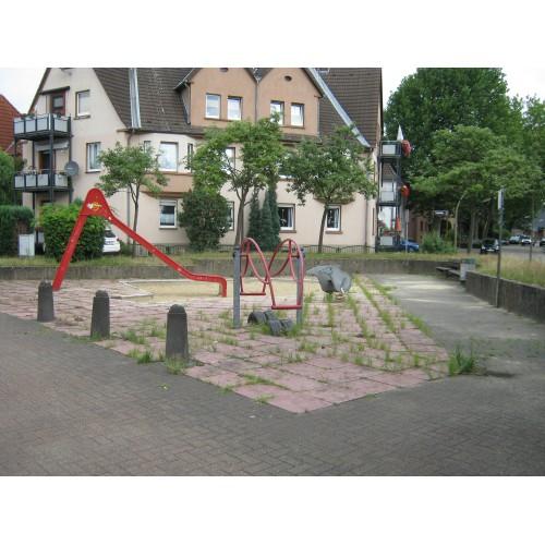 Bild 1: Sünderling-/Riedstr.