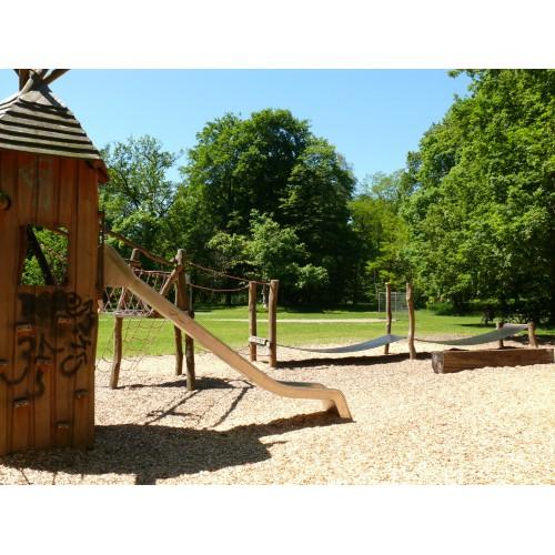 Bild 2: Thaers Garten
