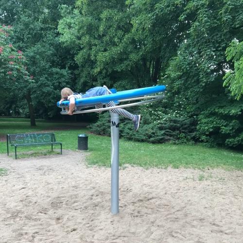 Bild 2: Toni-Steingass-Park I
