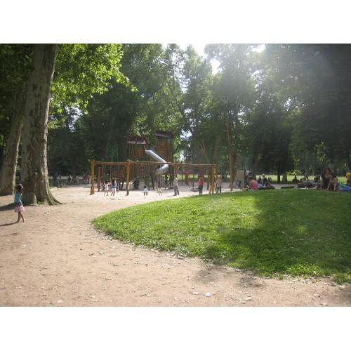 Bild 12: Unterer Schlossgarten