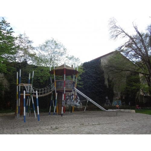 Bild 2: Veilchenstraße