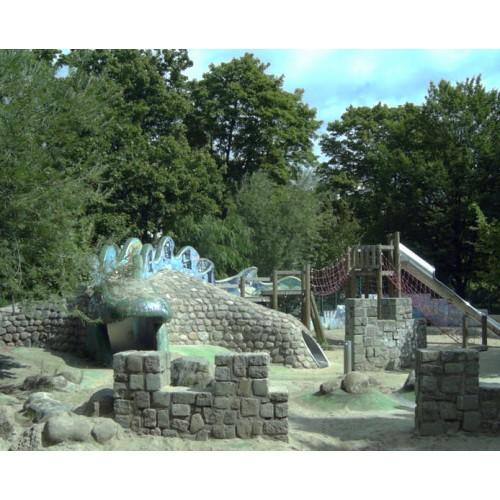 Bild 1: Volkspark Mariendorf / Nessi