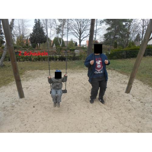 Bild 5: Wäldchen Spielplatz