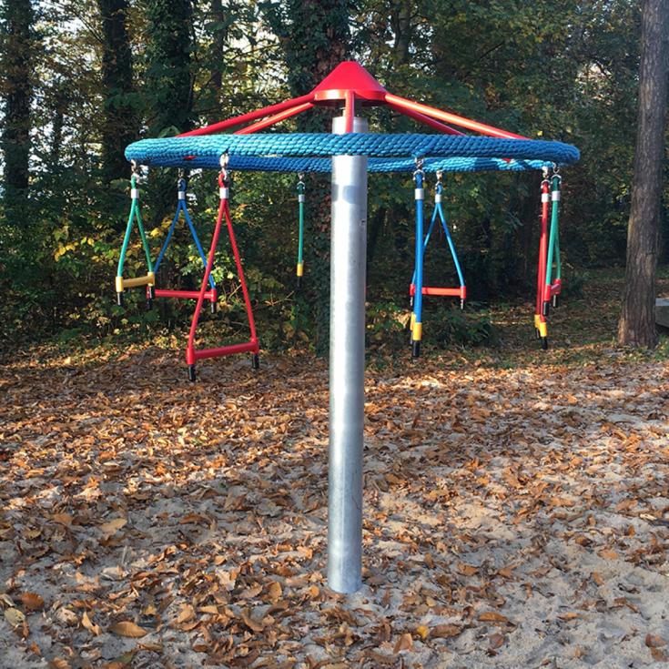 Bild 4: Waldspielplatz Bönninghardt