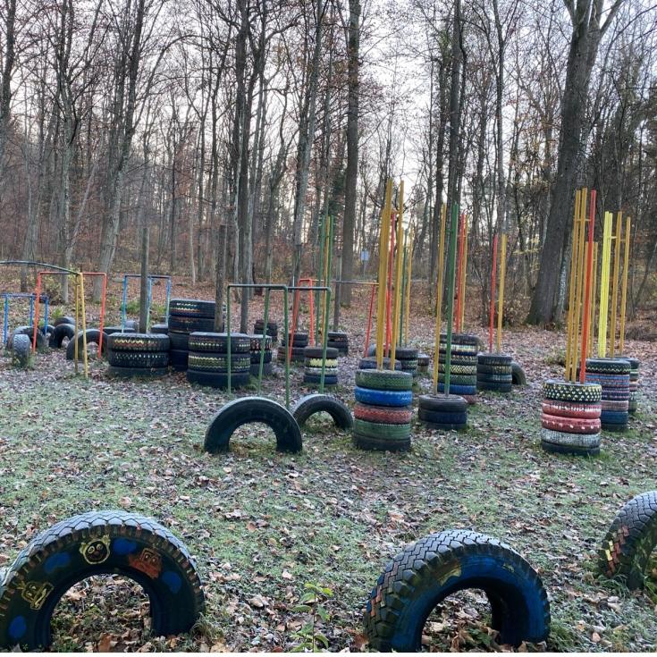 Bild 6: Waldspielplatz Schelmenwasen