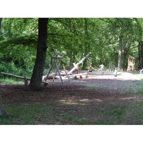 Bild 10: Waldspielplatz Spöck