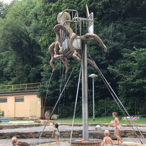 Bild 3: Wasserpark Feldkirchen